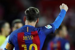 برشلونة يقلق الجماهير على ميسي