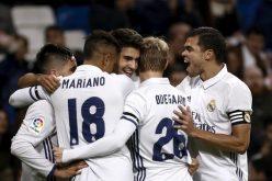 ريال مدريد يفوز بالستة على كولتورال  ويتأهل لثمن نهائي الكأس