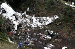 نقل ضحايا الطائرة الكولومبية الى البرازيل