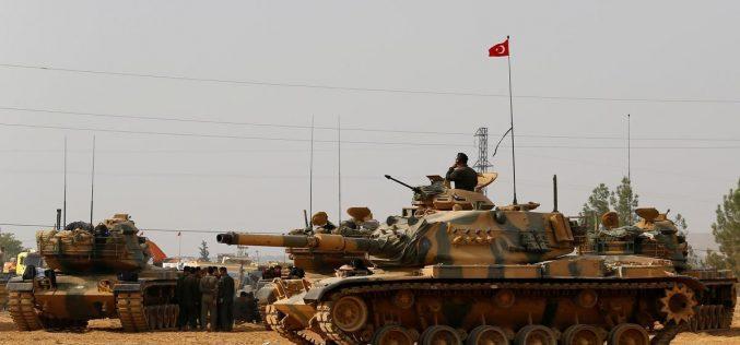 """تركيا تطلب دعم التحالف للسيطرة على """"مدينة الباب"""""""