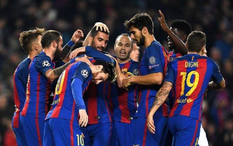 بخماسية تاريخية.. برشلونة يزيد جراح الريال