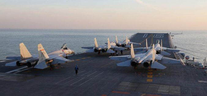 تايوان تراقب تحركات حاملة الطائرات الصينية