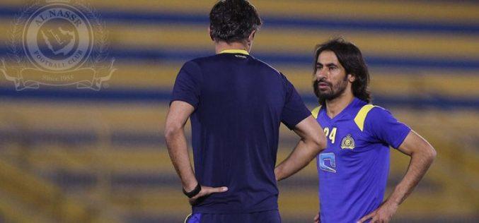زوران يهدد عبد الغني بضربه خارج الملعب