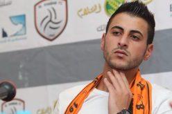 لاعب أردني يمنع الشباب من التسجيل