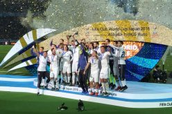 ريال مدريد ينجو من فخ كاشيما الياباني ويحصد مونديال الأندية