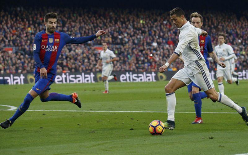 راموس ينقذ الريال من الهزيمة امام برشلونة