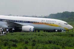 إصابة 12 راكبا في إنحراف طائرة هندية