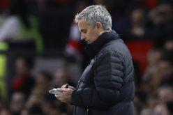 مورينيو ييعترف بالفشل في الدوري  الانجليزي