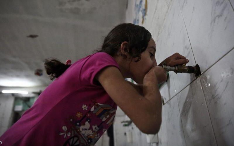 ضرب وادي بردي يؤدي لأزمة مياه قرب دمشق