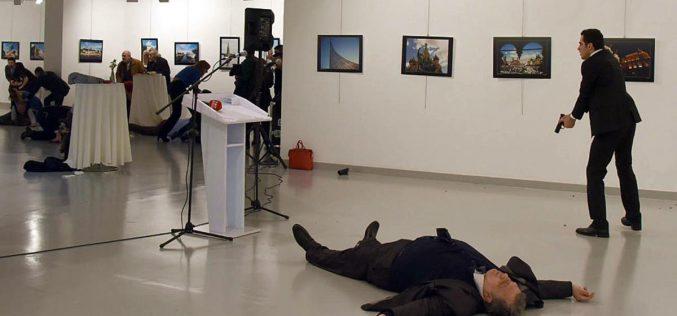 اطلاق سراح اسرة قاتل السفير الروسي