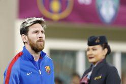 رئيس برشلونة يحسم مسألة بقاء ميسي