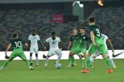 """""""الأخضر"""" يتواضع ويكتفي بالتعادل أمام سلوفينيا"""
