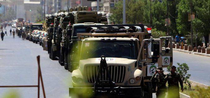 (امنستي) :ميلشيات شيعية ترتكب جرائم حرب بأسلحة 16 دولة بالعراق
