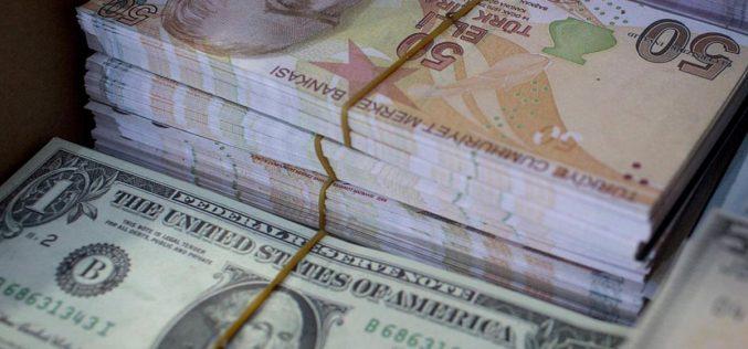 العملة التركية تواصل التراجع أمام الدولار