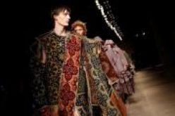 مواهب لندن تبدع في إسبوع موضة الأزياء الرجالي
