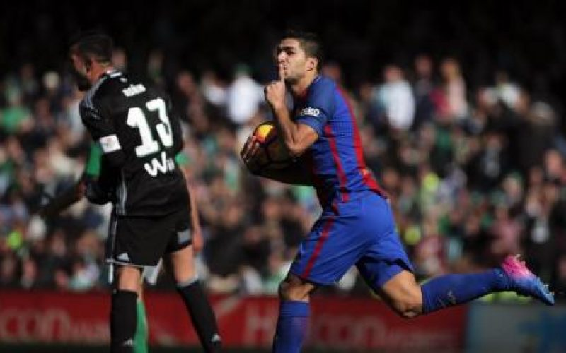 تراجع آمال برشلونة في الاحتفاظ بالليغا