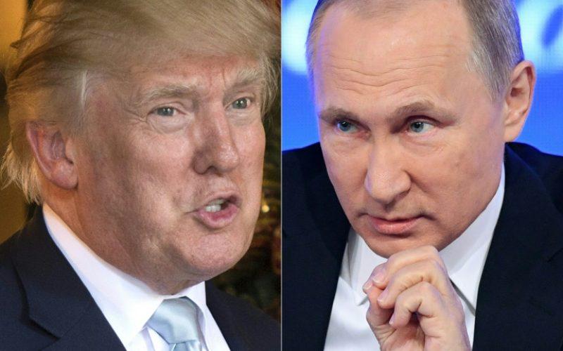 ترامب يقر بالقرصنة الروسية مع قادة الإستخبارات