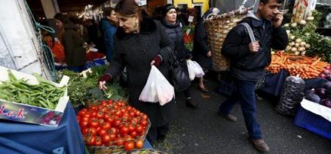 إرتفاع الأسعار في المواد الغذائية بتركيا