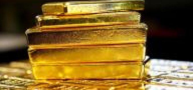 أعلى صعود للذهب مع هبوط الدولار
