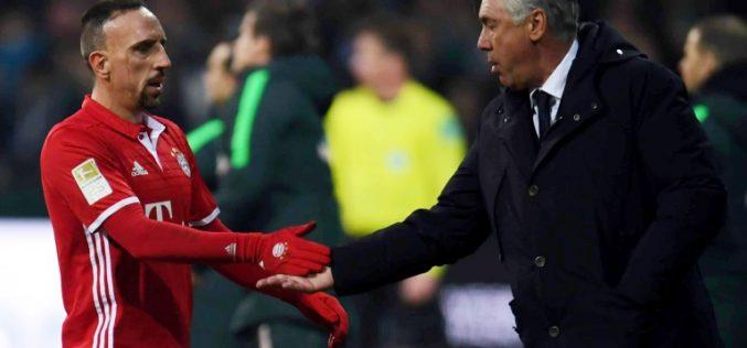 شكوك حول مشاركة ريبيري في دوري أبطال أوروبا