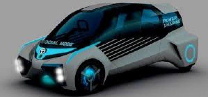 سيارة المستقبل تتحرك بالصوت او إشارة باليد