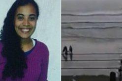 صاعقة تصطاد فتاة على شاطيء ساو باولو