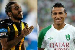 """لأول مرة """" 6 """" لاعبين عرب في ديربي جدة"""