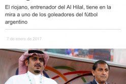 الصحف الأرجنتينية تواصل حديثها عن مفاوضات الهلال وبلاندي