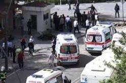 تركيا: مقتل شخص حاول الهجوم على مركز أمني