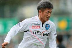 يوكوهاما الياباني يوقع عقداً جديداً مع مهاجم الـ 50 عاماً