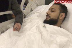 سعودية تنقذ زوجها الجريح من ارهابي مطعم اسطنبول