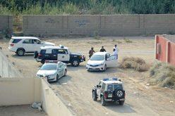 سكان جدة لرجال الأمن: انتم شجعان