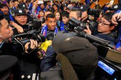 استقبال حاشد لتيفيز في شنغهاي
