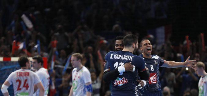 فرنسا بطلة العالم لكرة اليد للمرة السادس في تاريخها