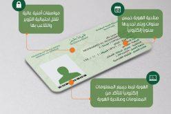 """الجوازات للمقيمين: جديد """"هوية مقيم"""" قبل انتهائها"""