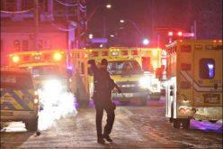 إرهابيون يقتلون ويصيبون 14 مسلماً في هجوم على مسجد في كندا