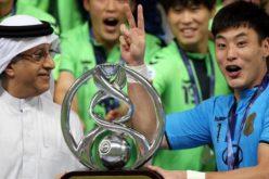 تشونبوك هيونداي ممنوع من أبطال آسيا 2017