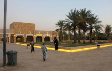 حي البجيري .. متنفس سكان الرياض