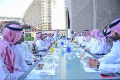 السفارة السعودية بعُمان تحتفي بإدارتي التعاون والأهلي