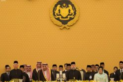 خادم الحرمين الشريفين يُشرّف حفل العشاء الذي أقامه ملك ماليزيا