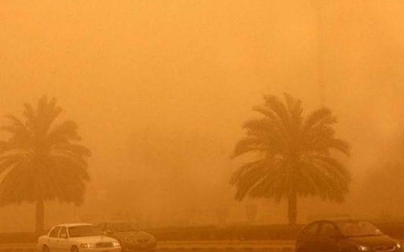 """""""الأرصاد"""": استمرار الرياح المثيرة للغبار في مكة والمدينة وتبوك"""