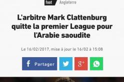 """الليكيب الفرنسية : السعوديون أحسنوا اختيار """"كلاتنبرغ"""" والاحتراف انتقل للحكام"""
