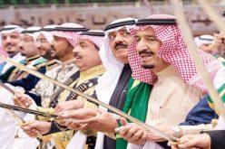 الملك يرعى حفل افتتاح مهرجان «الجنادرية 31»