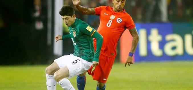 بوليفيا تخسر استئناف تجريدها 4 نقاط