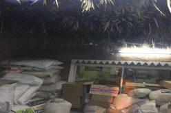 """""""التجارة"""" تضبط 20 طناً من المواد الغذائية الفاسدة في مستودع بالرياض"""