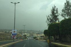 """""""الأرصاد"""": هطول أمطار متفرقة على معظم أنحاء المملكة"""