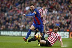 برشلونه يتجاوز بلباو ويضيق الخناق على ريال مدريد