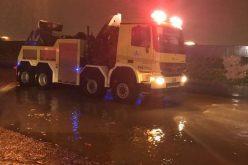 الدفاع المدني يباشر أكثر من 4 آلاف بلاغ جراء الأمطار والسيول