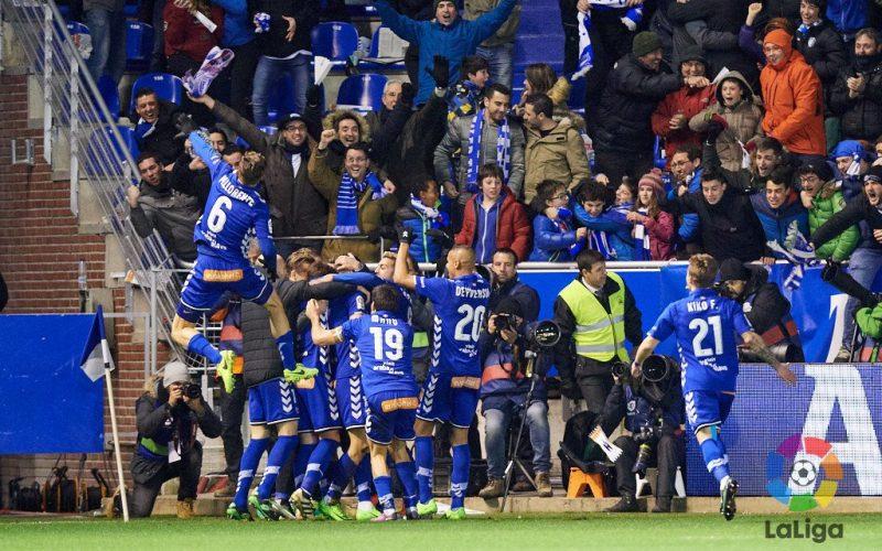 الافيس يفجر مفاجأة كبيرة و يبلغ نهائي كاس إسبانيا