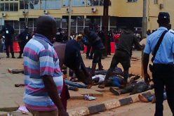 وفاة 17 مشجعا في أنجولا بسبب التدافع